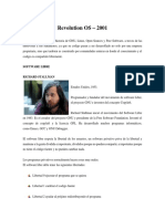 Resumen Revolution OS - 2001