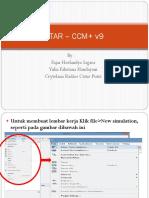 STAR – CCM+ v9.pptx