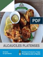 Recetario Alcauciles Platenses - Secretaría de Agroindustria