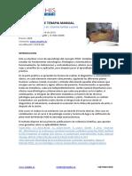 Metodo Pold Curso a Principios Aplicacion Columna Lumbar Pelvis