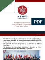 Nalanda University Schools Courses and Fee 2019 (1)