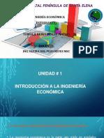 Ingenieria Economica Unidad i