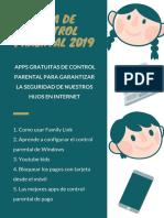 2019 Guia de Control Parental