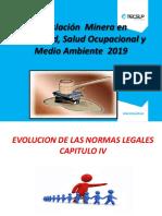 Capitulo IV Evolucion de Las Normas Legales