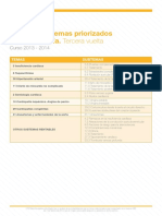 Priorizaciones CD 13