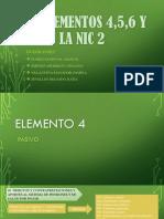 Elemento 4 Ciclo c