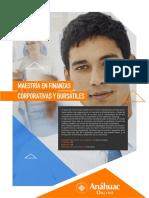 Maestría en Finanzas Corporativas y Bursátiles