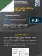 Elementos Pbx 1
