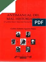 Antimanual Del Mal Historiador-carlos Ag