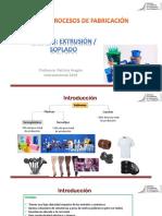 Escuela_PROF Sesión3. Extrusion - Soplado