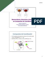 Isomeria Comp Coordinacion Act
