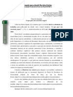 UFOPA_ Revista Exitus _ Chamada para dossiê
