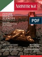 Arbitrage 2010 Winter Edition - Internet Edition