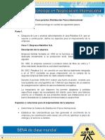 Caso Práctico Distribución Física Internacional