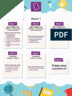 Study Plan - 02 - Class 8 - Andhra Pradesh Board