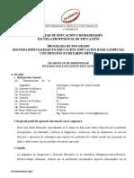 SPA Neurología y Etiología Del Retardo Mental 2019-01