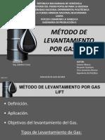 Expo Gas Lift Jabu Ing Prod II Viernes 07-06-19