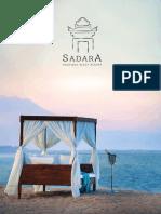 Sadara Sales Kit Booklet 20191