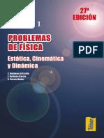 Problemas de Física. Tomo I, 2005, (27ª Edición) - Burbano de Ercilla, Burbano García, Gracia Muñoz - [Alfaomega]