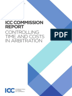 20151101 Controlling Time and Costs Report