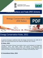 PAT Rules 2012
