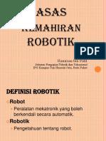 Asas Robotik