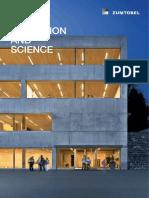 Lighting- Education- Science-Zumtobel
