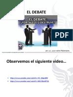 El Debate - Comunicación 6º