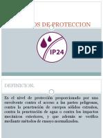 Grados de Proteccion