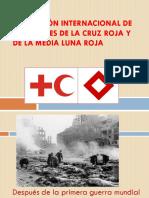 Federación Internacional de Sociedades de La Cruz RojaYULI