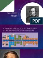 Guillermo Miller pionero.pptx