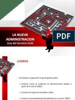 Ley Servir - Peru