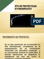 p4 Movimiento de Proyectiles