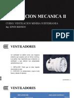 Introduccion a La Ventilacion Subterranea