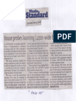 Manila Standard, June 11, 2019, House probes looming Luzon-wide blacouts.pdf