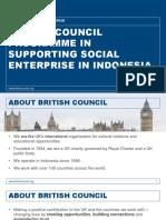 British Council - SocialEnterprises-TeresaBirks