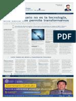Dirección-De-empresas-2018-Publicada Lo Revolucionario No Es La Tecnología