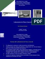Lab General Fisica A2019