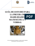 Guia de Estudios Tec 2019