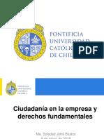 Maria Soledad Jofre - Derechos Fundamentales