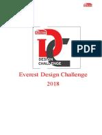 Design Challange Everest Industries CHENNAI