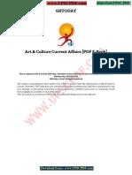Art Culture Current Affairs PDF E Book Www.upscPDF.com 1 2