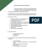 Autoevaluacion Sobre Indicacion Farmaceutica