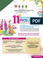 11th PICU NICU Final Announcement PDF Revisi