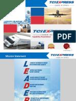 TCI Express Ltd Profile
