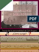Fenomenología Carl Rogers