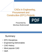 Epc Projects and Cad Tools-161113204318
