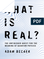 What Is Real_ .. Meaning of Quantum Physics by Adam Becker.epub
