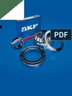 SKF Cuscinetti a Rulli Conici