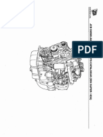 JCB 3DX Engine Spares